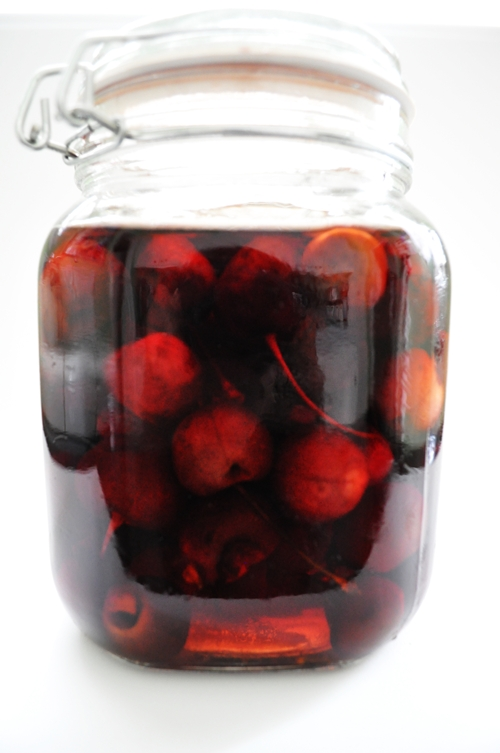 Maraschino Cherries - Kitchy Cooking