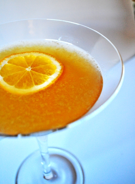 Whiskey Sour Cocktail With Fresh Lemon Recipe — Dishmaps