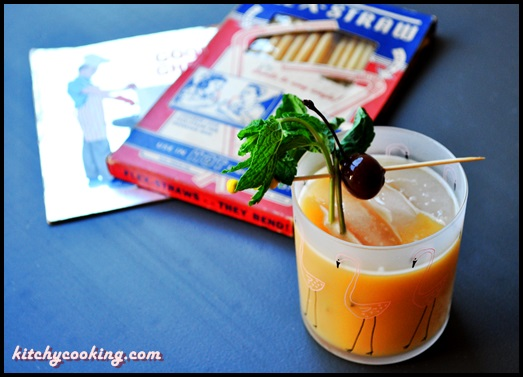 Planter's Punch - Kitchy Cooking on