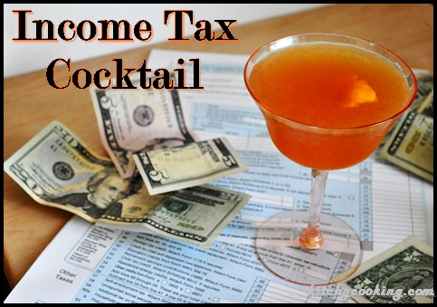 labeled income tax