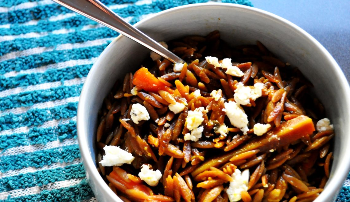 Carrot Orzotto