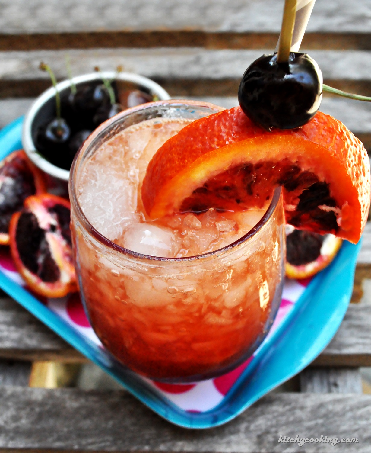 eb3b9f6e8a0 This drink is cold and sweet and full of fruit